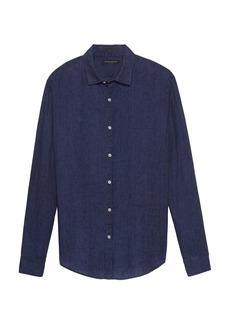 Banana Republic Camden Standard-Fit Linen Shirt