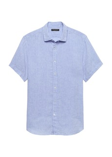 Banana Republic Camden Standard-Fit Linen Shirt
