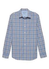Banana Republic Standard-Fit Luxe Poplin Shirt