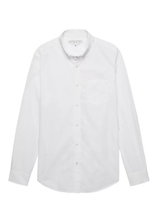 Banana Republic Camden Standard-Fit Luxe Poplin Shirt