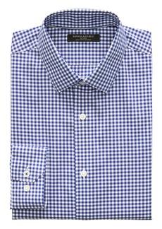 Banana Republic Camden Standard-Fit Non-Iron Gingham Dress Shirt