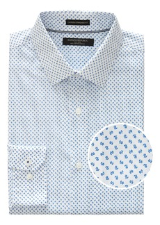 Banana Republic Camden Standard-Fit Non-Iron Floral Shirt