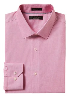 Banana Republic Camden Standard-Fit Non-Iron Stretch Solid Shirt