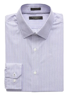 Banana Republic Camden Standard-Fit Non-Iron Stripe Shirt