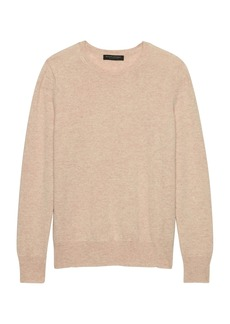 Banana Republic Cashmere Crew-Neck Sweater
