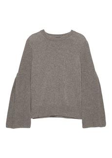Banana Republic Cashmere Flare-Sleeve Sweater