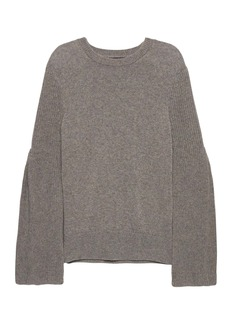 Banana Republic Cashmere Flare-Sleeve Sweater