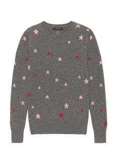 Banana Republic Cashmere Star Sweater