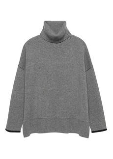 Banana Republic Cashmere Oversized Turtleneck Sweater