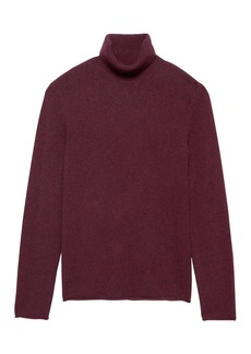 Banana Republic Cashmere Turtleneck Sweater