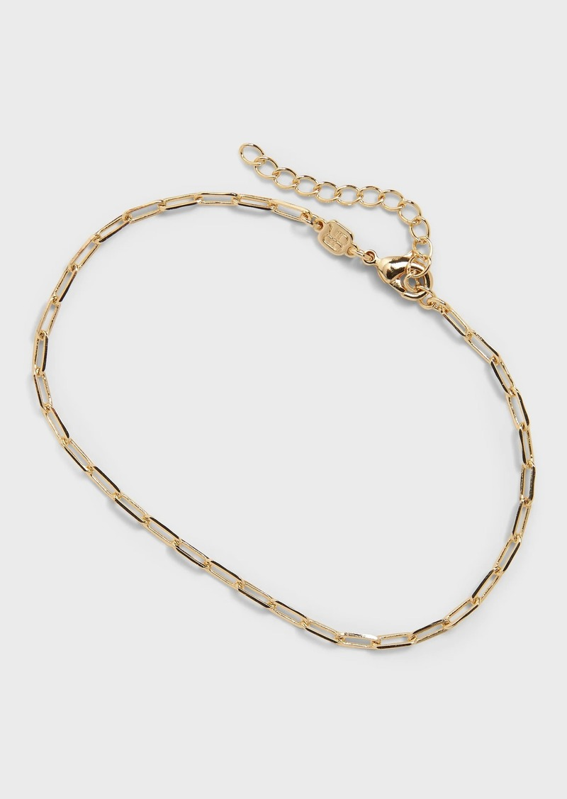 Banana Republic Chain Link Anklet