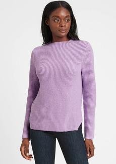 Banana Republic Chunky Ribbed Sweater