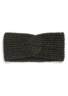 Banana Republic Chunky Sparkle Knit Headband