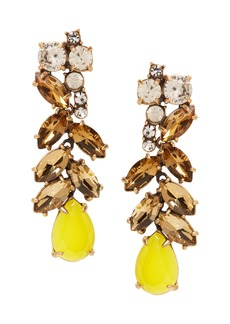 Banana Republic Citrus Stone Linear Earring