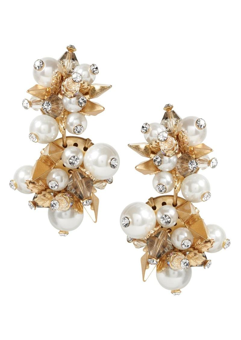 Banana republic classic rebel cluster earring jewelry for Rebel designs jewelry sale