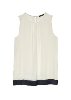 Banana Republic Color-Blocked Top