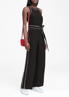 Banana Republic Contrast Color Jumpsuit