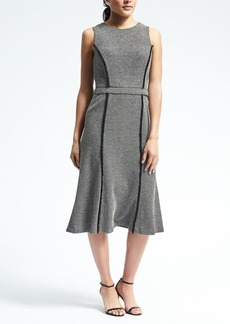 Convertible Jacquard Dress