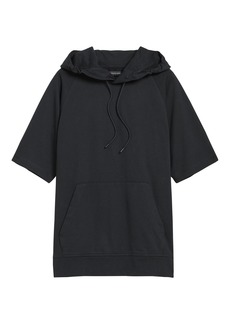 Banana Republic Core Temp Terry Hoodie