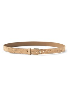 Banana Republic Cork Trouser Belt