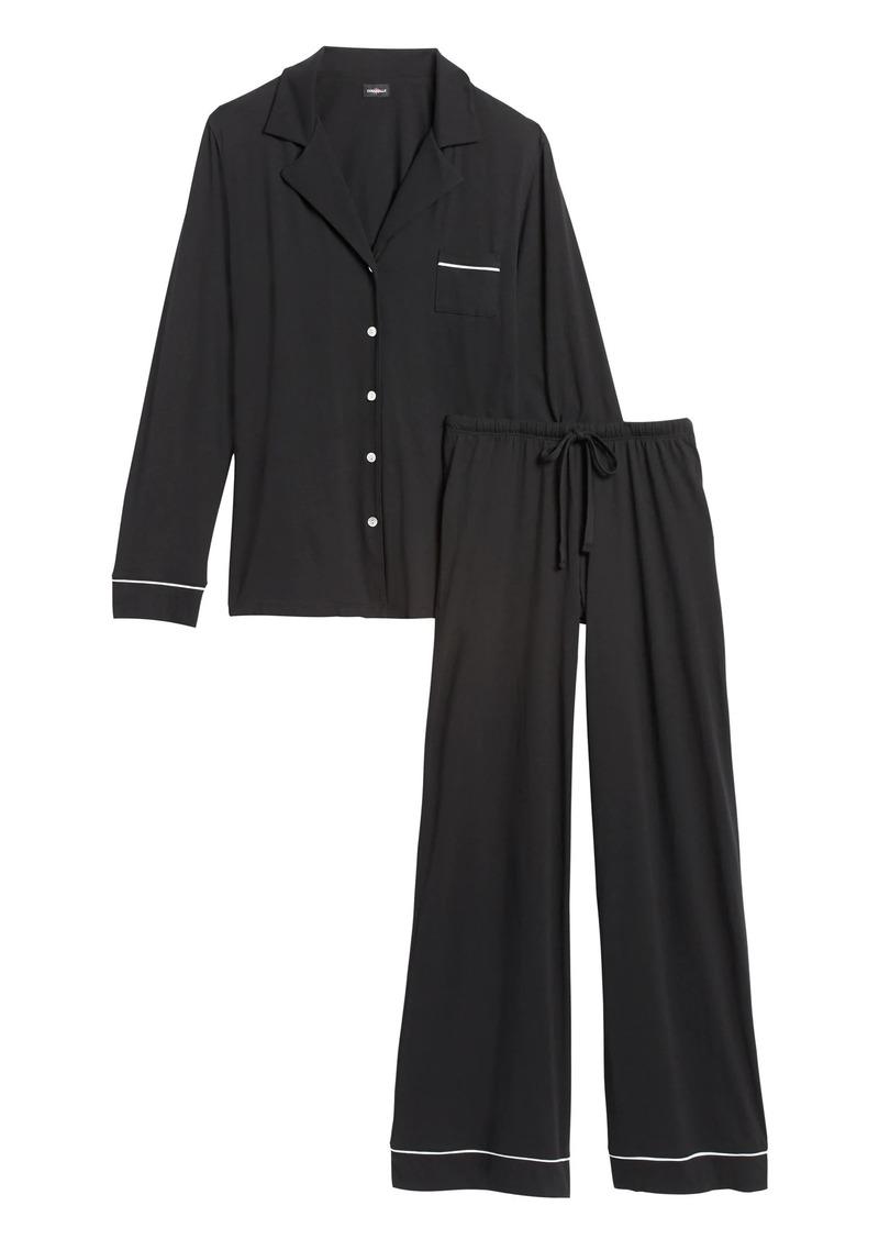 Cosabella | Bellita Long-Sleeve Pajama Pant Set