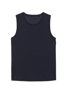 Banana Republic Cotton-Blend Tank