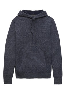 Banana Republic Cotton Sweater Hoodie