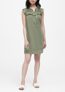 Banana Republic Cotton-TENCEL™ Shift Dress