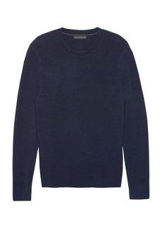 Banana Republic Cotton-Wool Blend Texture Sweater