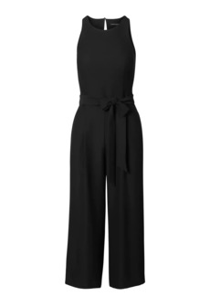 Banana Republic Cropped Wide-Leg Jumpsuit