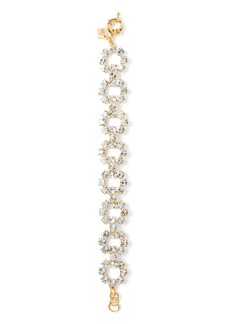 Banana Republic Crystal Link Bracelet