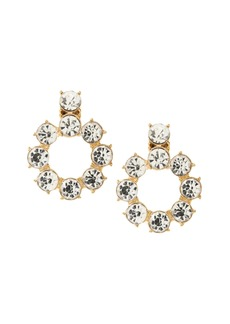 Banana Republic Crystal Link Drop Earring