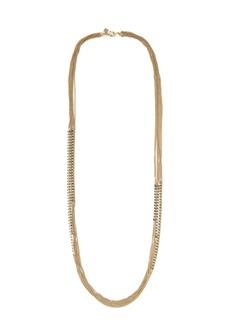 Banana Republic Cupchain Layer Necklace