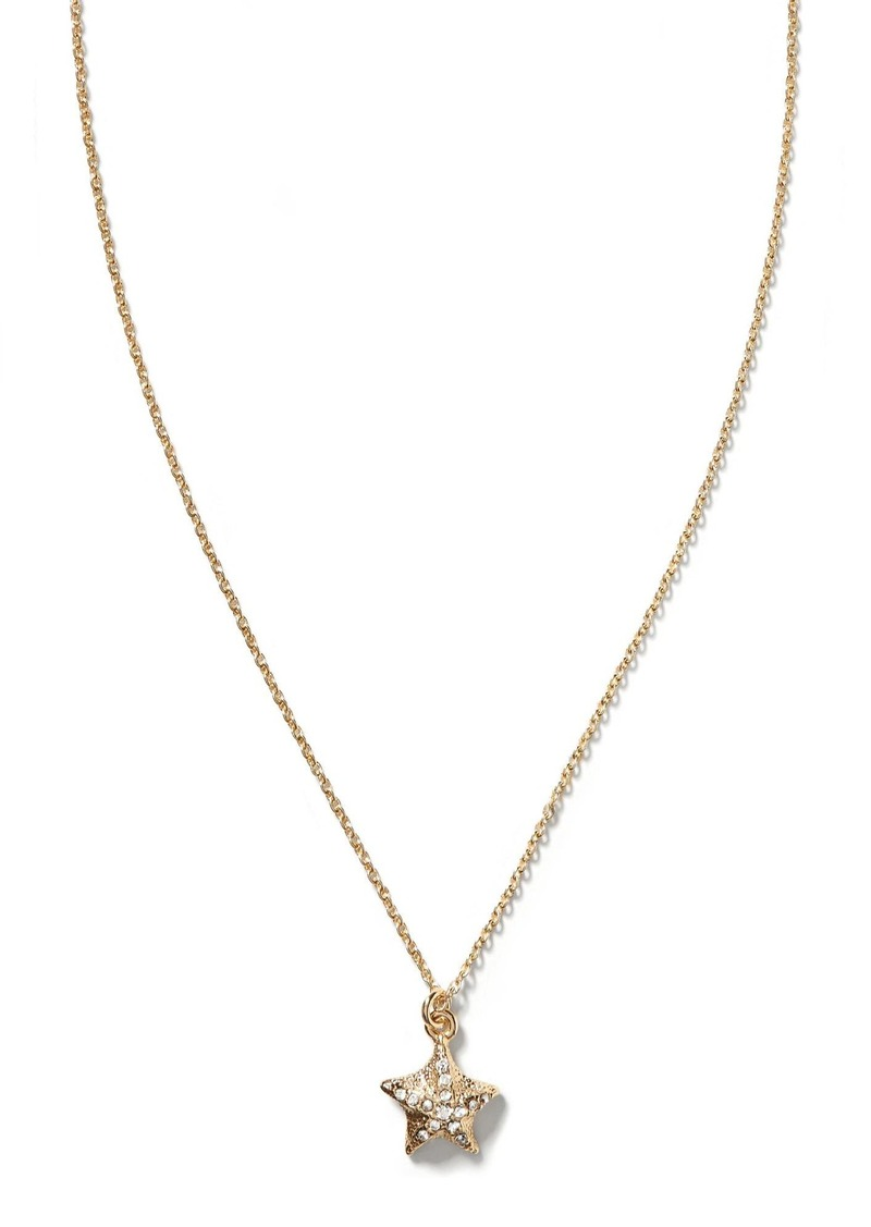 Banana Republic Sealife Delicate Necklace