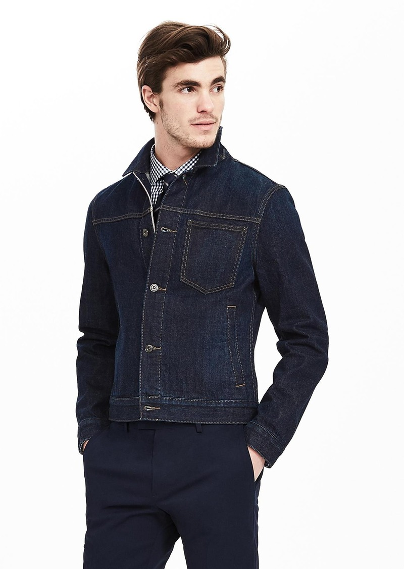 Banana Republic Denim Jacket