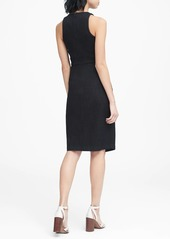 Banana Republic Denim Sheath Dress