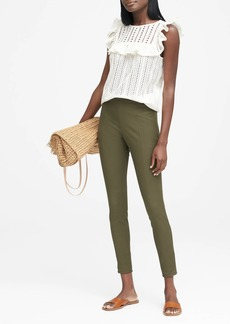 Banana Republic Devon Legging-Fit Bi-Stretch Utility Ankle Pant