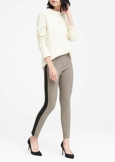 Banana Republic Devon Legging-Fit Side-Stripe Ankle Pant