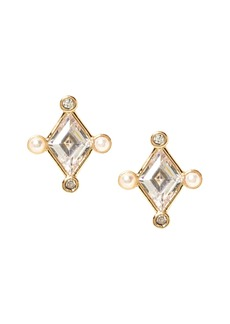 Banana Republic Diamond Stud Earring