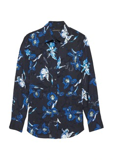 Banana Republic Dillon Classic-Fit Floral Shirt