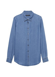 Banana Republic Dillon Classic-Fit Chambray Shirt