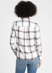 Banana Republic Dillon Classic-Fit Flannel Shirt