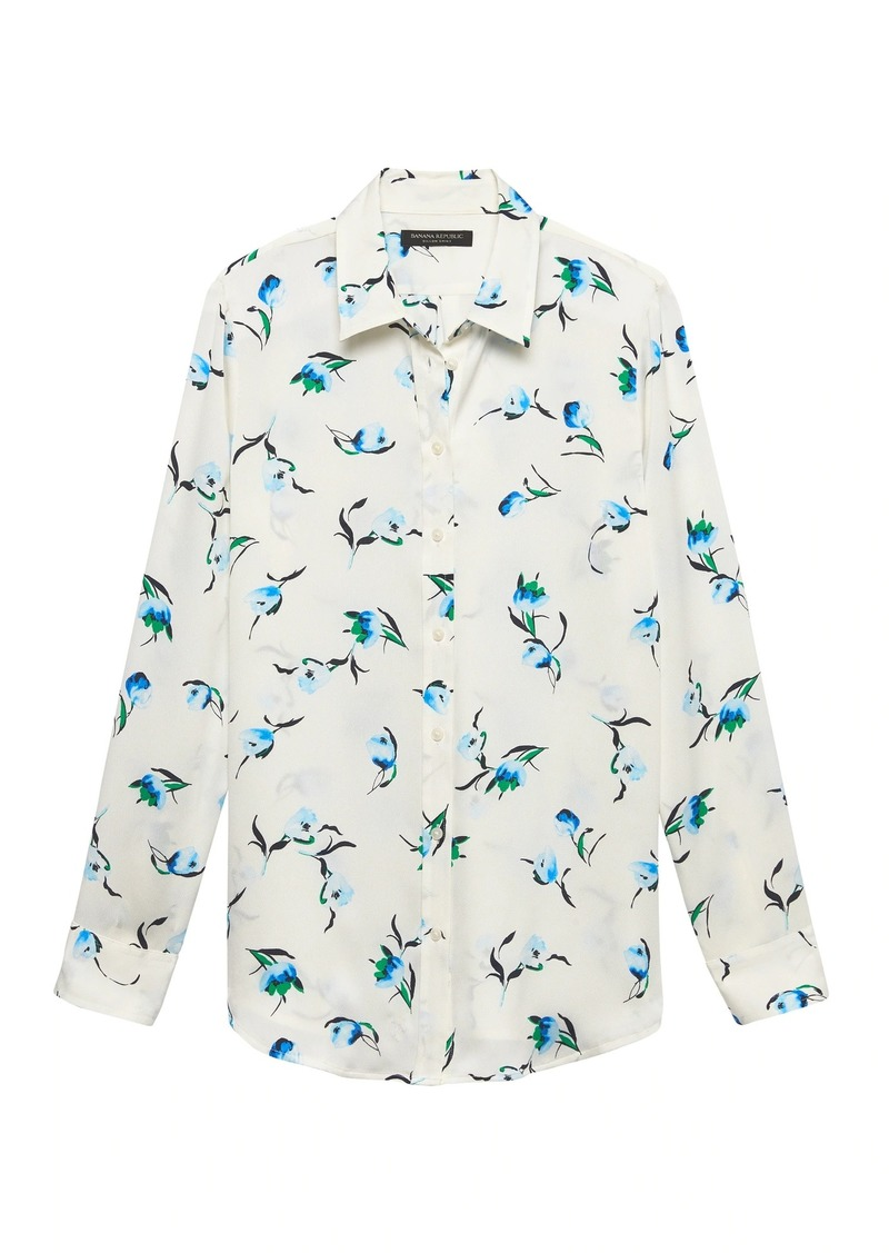 Banana Republic Dillon Classic-Fit Halli Floral Shirt