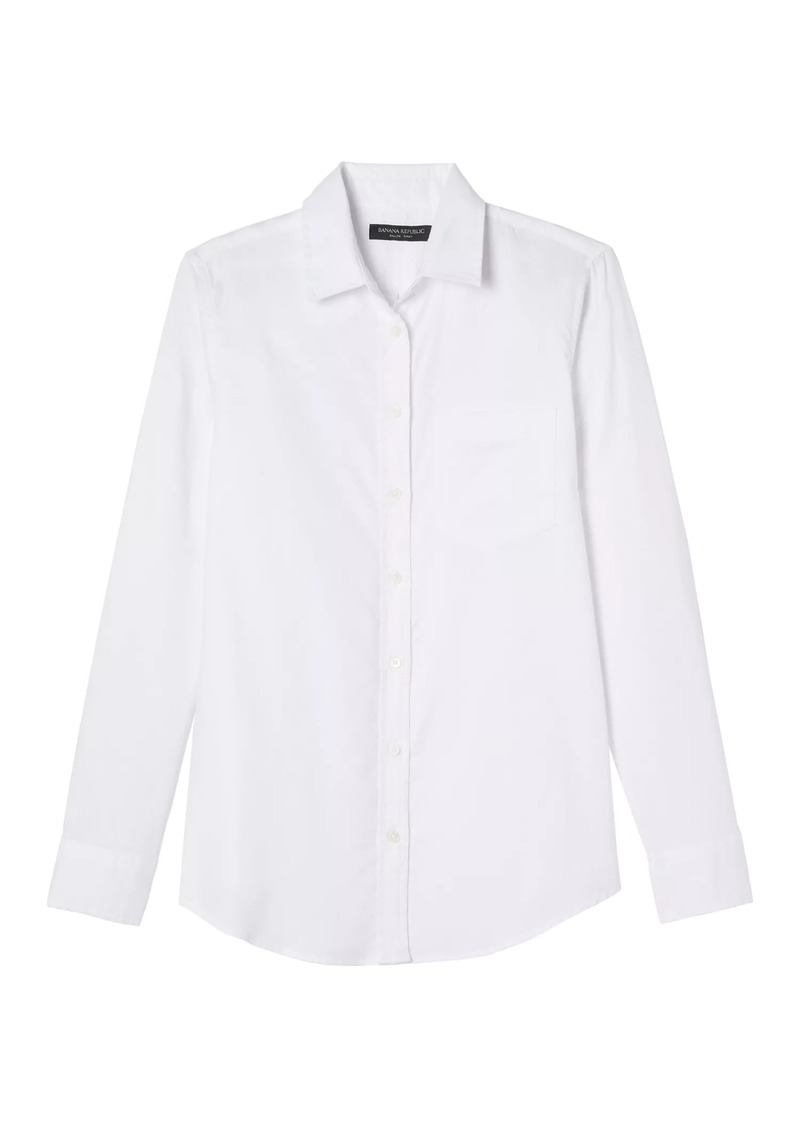 Banana Republic Dillon Classic-Fit Oxford Pocket Shirt