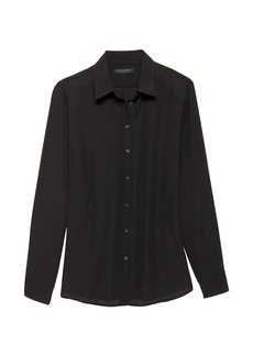 Banana Republic Dillon Classic-Fit Solid Shirt