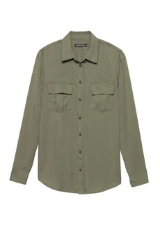 Banana Republic Dillon Classic-Fit TENCEL™ Utility Shirt