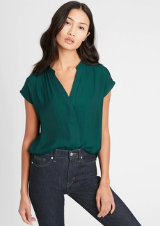 Banana Republic Dolman-Sleeve Shirt