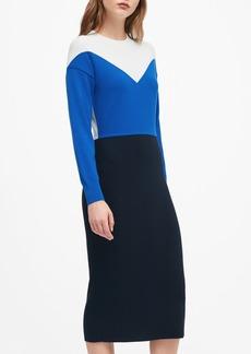 Banana Republic Dolman-Sleeve Sweater Dress