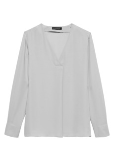 Banana Republic Drapey V-Neck Top