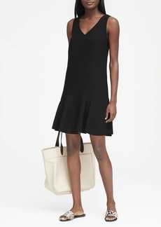 Banana Republic Drop-Waist Shift Dress